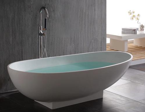 Free standing bathtubs pros and cons bob vila - Free standing tubs ...