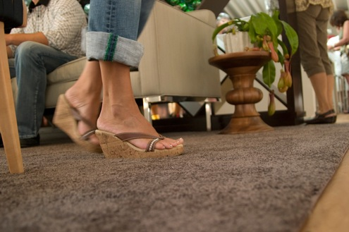 Eco-Friendly Flooring - Wool