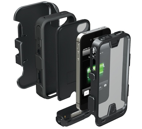 mophie juice pack components
