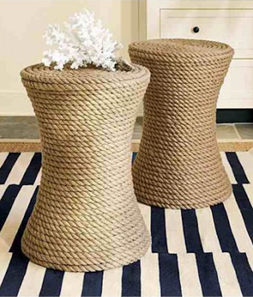 Rope End Tables