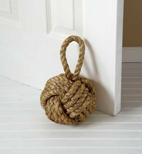 Rope Doorstop