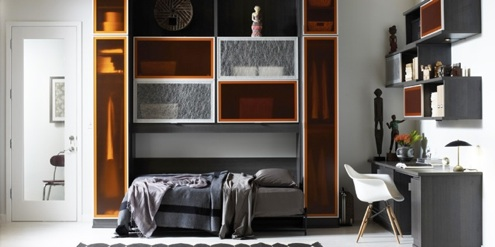 how to build a horizontal murphy bed