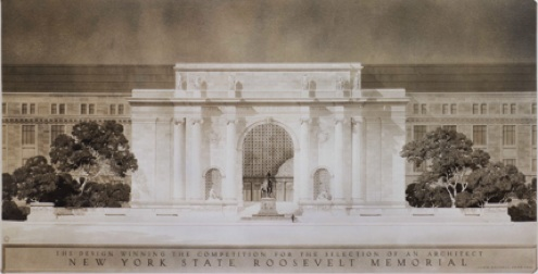 Theodore Roosevelt Memorial Renovation