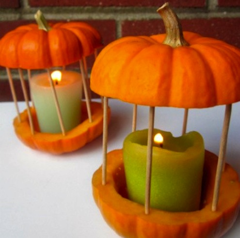 Pumpkin Carousel