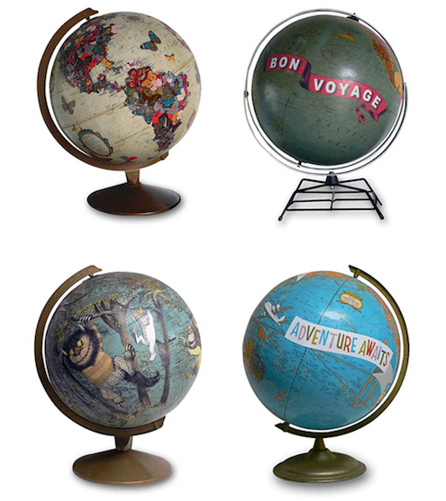DIY Globe Projects