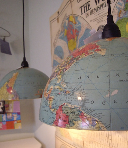 Globe DIY Projects