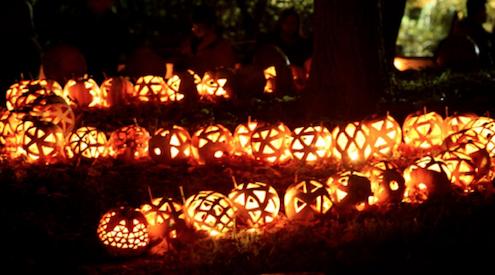 Pumpkin Festivals - The Great Jack-o-Lantern Blaze