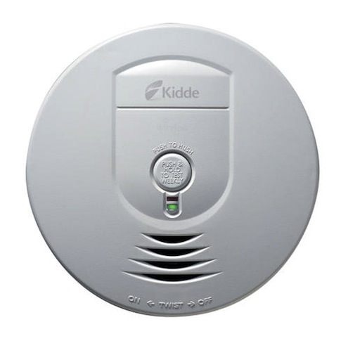 fire safety month kidde wireless interconnected alarm system. Black Bedroom Furniture Sets. Home Design Ideas