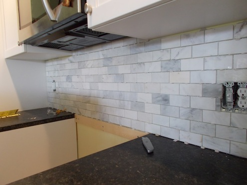 Renovation Roadtrip - Backsplash