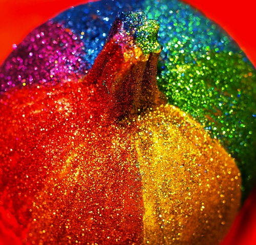 Pumpkin Glitter