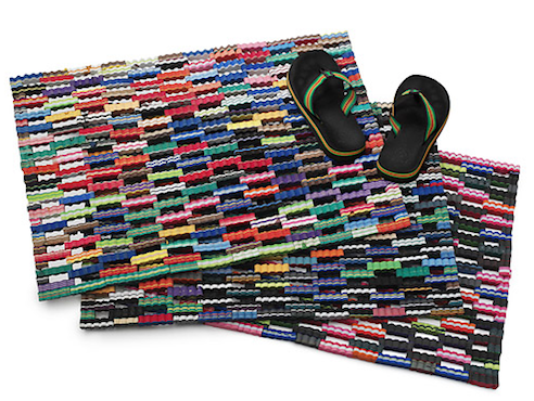 Outdoor Doormats - Flip Flops