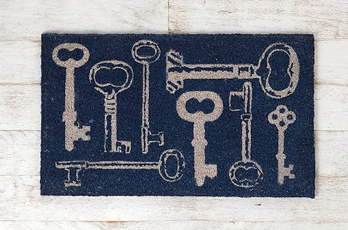 Outdoor Doormats - Keys