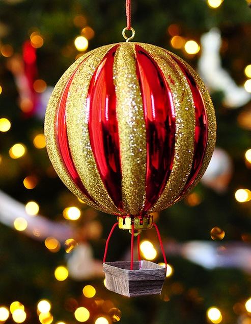 Diy Ornaments Hot Air Balloon