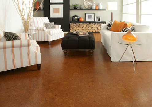 Cork Floors - Lisbon Cork &quot;Mora&quot; Flooring