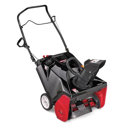 Snow Blower Shopping Guide - Craftsman Single-Stage Electric
