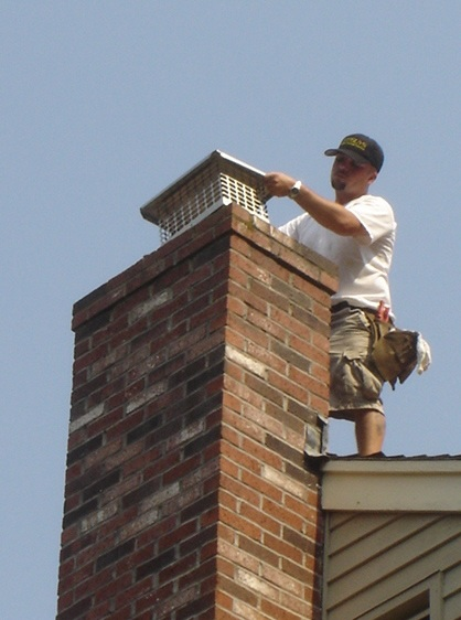 Fireplace Maintenance Tips - Chimney Cap