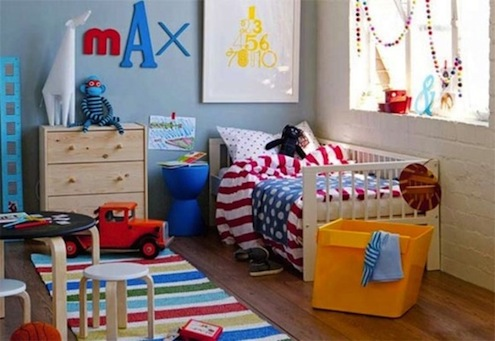 Fun Kids' Rooms