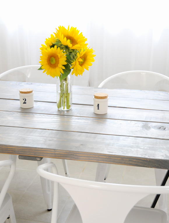 DIY Farm Table Projects - Creature Comforts