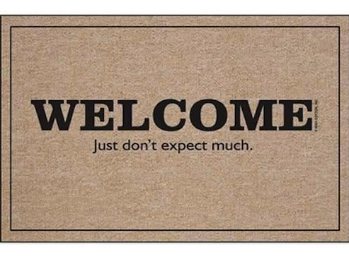 Outdoor Doormats - Funny