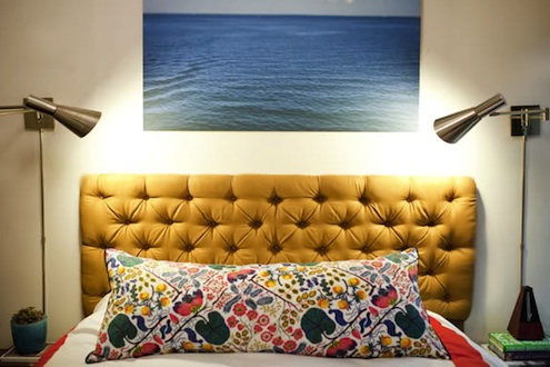 DIY Headboards - Tufted