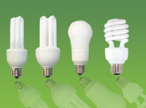 Energy Saving Light Bulb Types