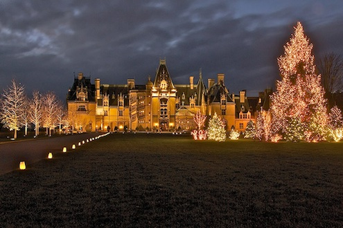 Holiday House Tours - Biltmore