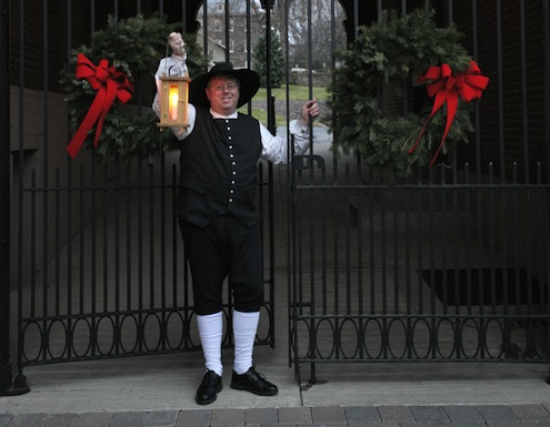 Holiday House Tours - Bethlehem, PA