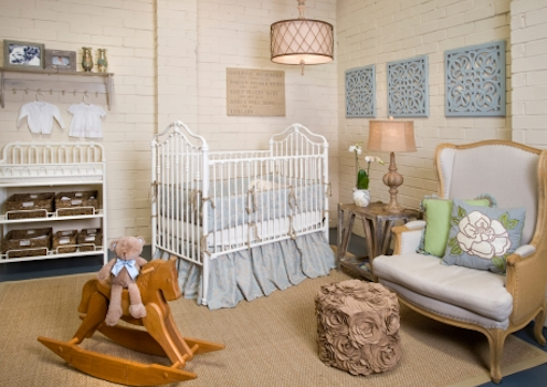 Lullaby Paints - Golden Slumber Nursery