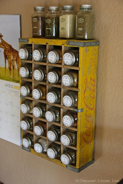Diy Spice Rack 5 You Can Make Bob Vila