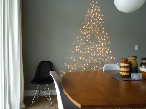 DIY Christmas Tree - A Merry Mishap