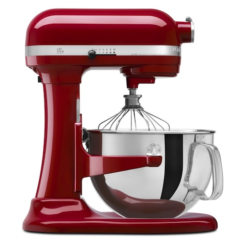 KitchenAid Stand Mixer Give-Away
