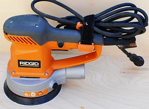 Random Orbital Sander
