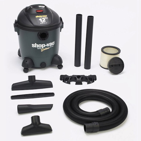 Shop Vac Give-Away
