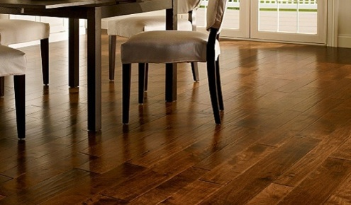 Maintain Hardwood Floors - Armstrong
