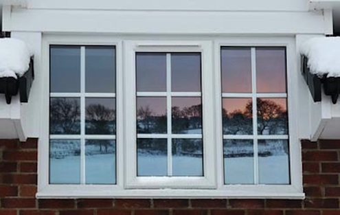 How to Avoid Frost on Windows - Double-Paned Windows