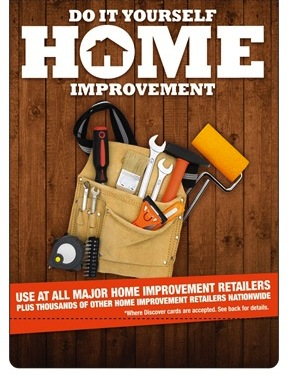 InComm Do It Yourself Home Improvement Gift Card