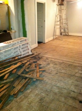 refinish or replace wood floor bob 39 s blogs. Black Bedroom Furniture Sets. Home Design Ideas