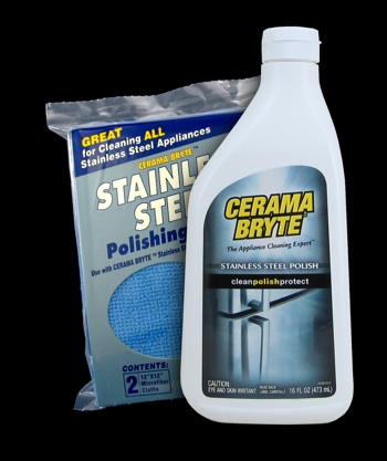 How to Clean Stainless Steel - Cerama Bryet