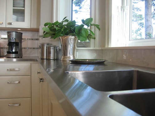 How to Clean Stainless Steel - Countertops