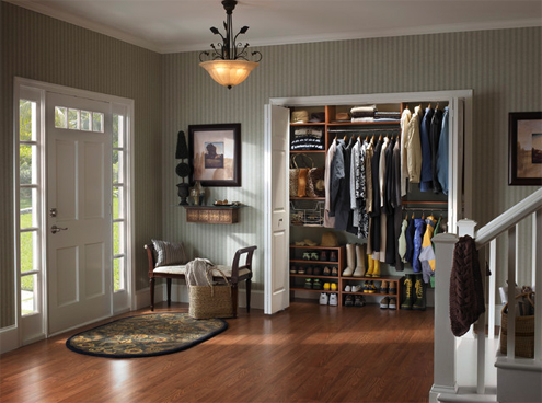 Bifold Closet Doors - Entryway