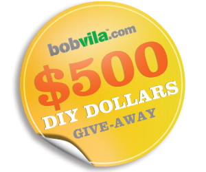 DIY Dollars Give-Away - Week 3
