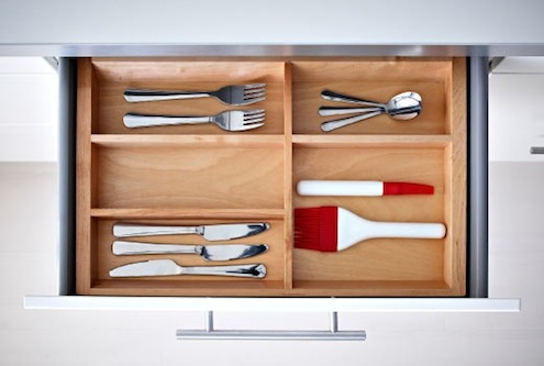 Kitchen Organization Tips - Easy Access