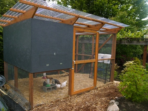 Hardware Cloth DIY - Chicken Coop