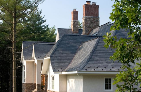 Composite Shingles - Slate