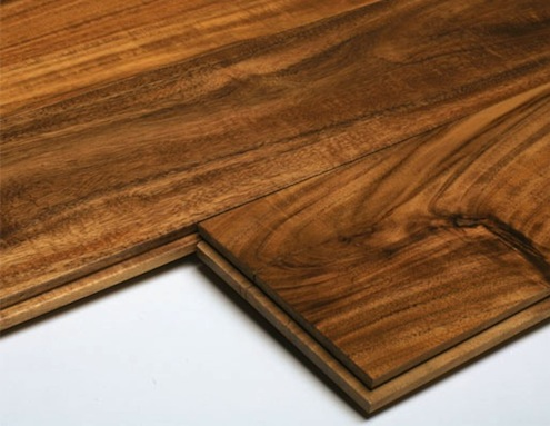 Prefinished or Unfinished Wood Flooring - Acacia