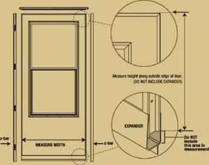 How To Install A Storm Door Bob Vila