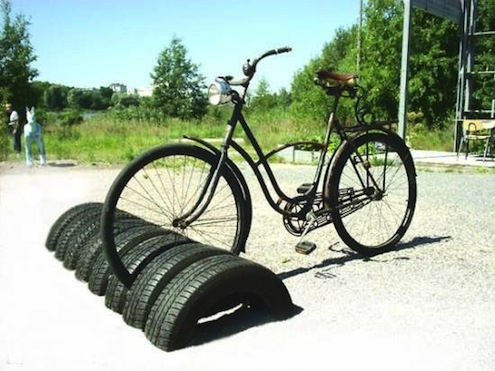 News portal 5 things to do with old tires for What to do with old tires