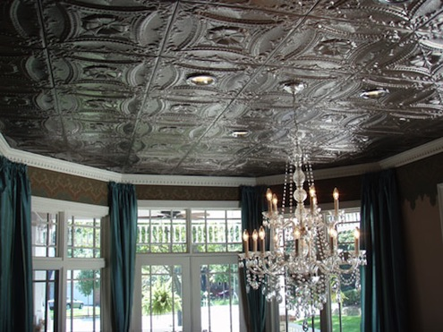 Tin Ceilings Bob Vila Radio Bob Vila S Blogs
