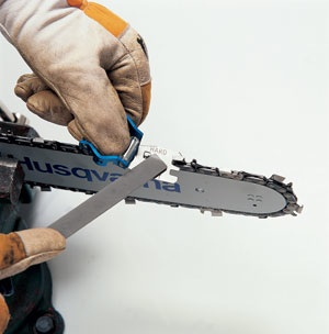 Chainsaw Maintenance - Sharpening