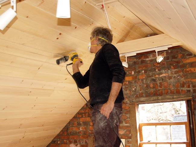 Installing A Wood Ceiling Bob Vila